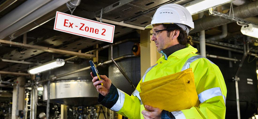 SIPconnect Kommunikationslösungen und Alarmserver für Industriebetriebe