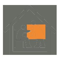 SIPconnect Icon Leistungen Bewohnernotruf
