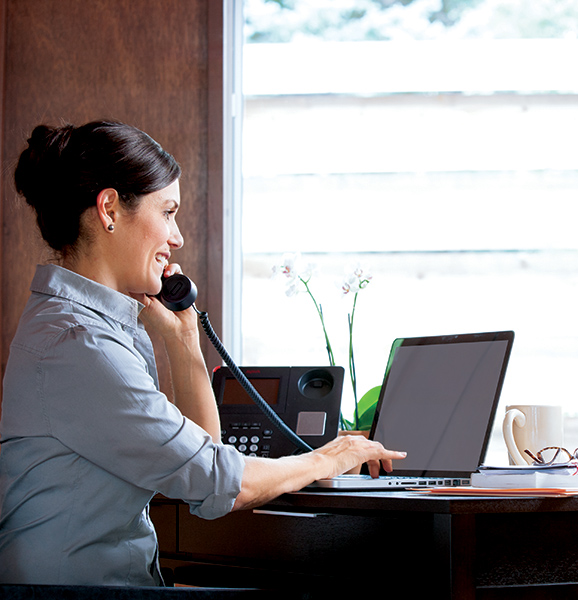 SIPconnect Telefonanlagen Home-Office