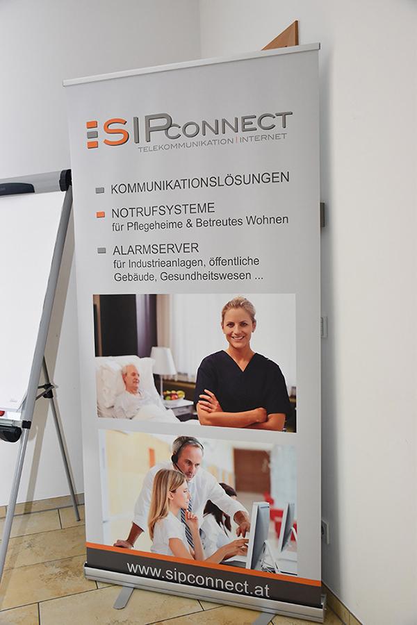 SIPconnect GmbH - Ihr Partner für moderne Kommunikationslösungen; Foto: Arno Riedmann