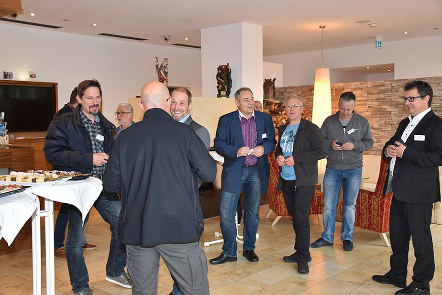 SIPconnect GmbH - Informationsveranstaltung in Bregenz; Foto: Arno Riedmann