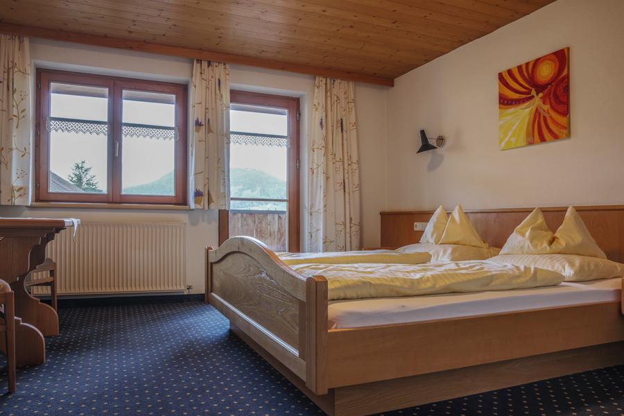 Zimmer im Landhotel Hirschen